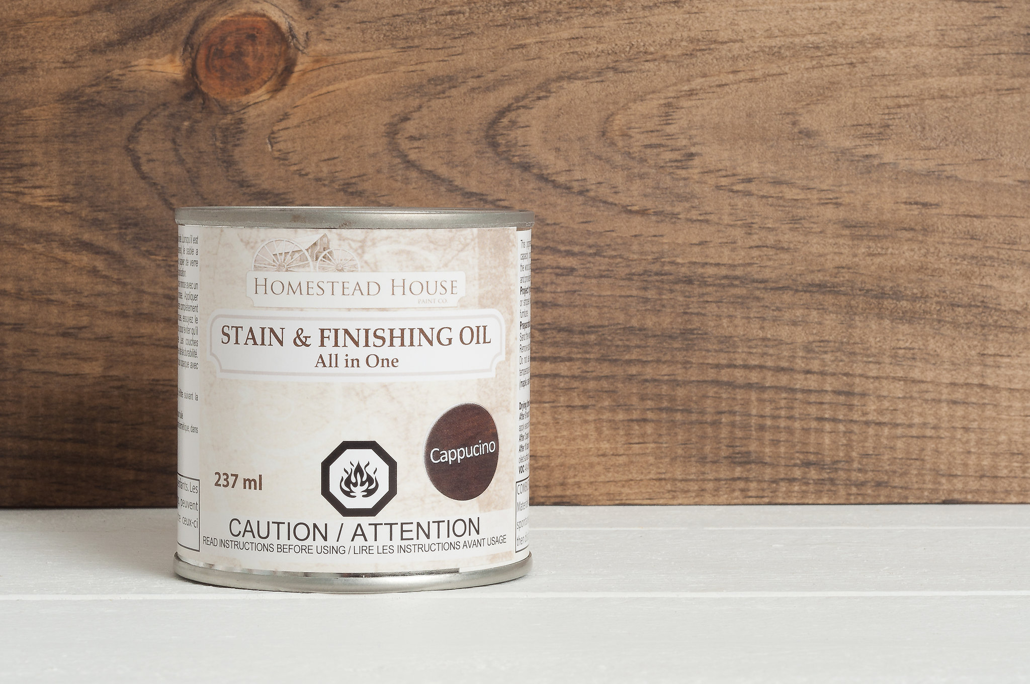 Cappuccino Wood Stain Amp Finishing Oil Home Design Diy