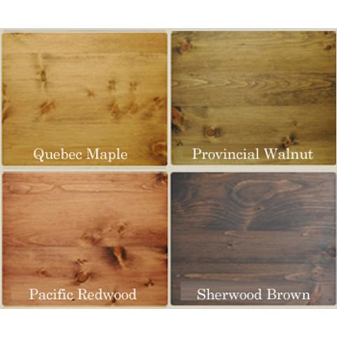 Provincial Walnut Mixable Milk Paint Stain